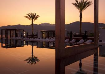 Wild Beauty Award 2013 Porto Montenegro piscina