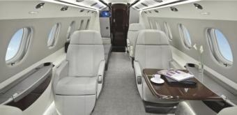 Yacht and Jet Life jet privato allestimento interni