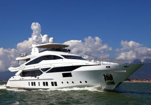 Benetti Veloce 140 a Fort Lauderdale 2014
