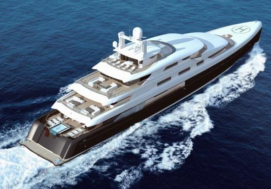 Fraser Yachts Illusion 011