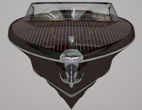 Riva Iseo al London Boat Show 2013