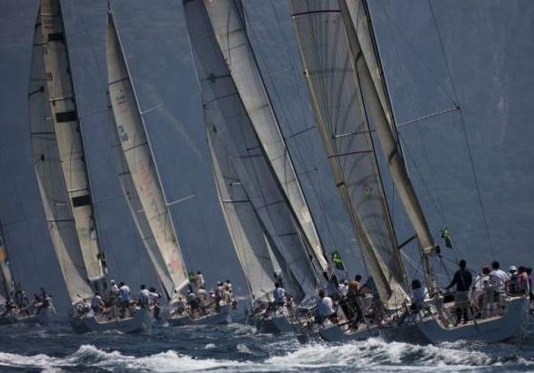 Rolex Capri Sailing Week/Volcano Race 2013